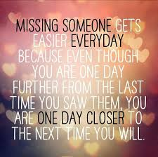 Quotes About Going Away From Someone You Love