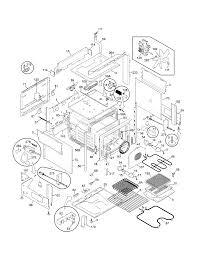 79046812991 elite dual fuel slide in range body parts diagram