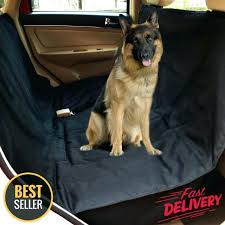 pet car seat covers pet car van back rear bench seat cover waterproof hammock for dog pet car seat covers