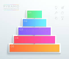 Blank Pyramid Diagram Blank Pyramid Stock Illustrations 7 251 Blank Pyramid