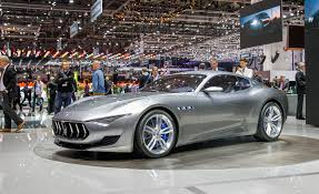 new luxury car releases 2014Maserati Alfieri Sports Car Likely Delayed  News  Car and Driver
