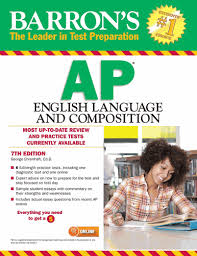 barron s ap english language and composition barron s ap english language and composition 9781438008646