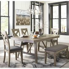 Design By Exchange Signature Design By Ashley Aldwin Dining Room 6 Pc Set