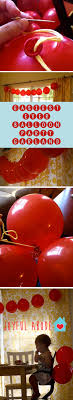 Easiest Ever Balloon Party Garland. Kids Birthday DecorationsBirthday Party Decorations  DiyDyi ...