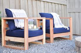 diy modern furniture. with these easy to follow free plans you can build this beautiful diy modern outdoor chair diy furniture t