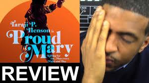 Proud Mary MOVIE REVIEW #ProudMaryMovie - YouTube