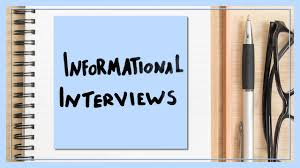 How To Conduct An Informational Interview The Informational Interview Researching A Career Youtube