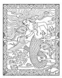 mythical mermaids coloring book printable free for s printable free colouring pages for kids or for agers get mythical mermaids