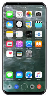 apple iphone 8 black. this is what the bezel-less iphone 8 may look like: ultimate design concepts apple iphone black 3