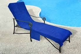 pool side 1000 gram chaise cover pool lounge chair cover