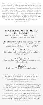 Pandora Preferred Credit Card