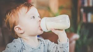 your toddler to give up the bedtime bottle
