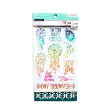 Purchase Dream Catchers Purchase the Color Splash Dream Catcher Stamps Stencil By 33