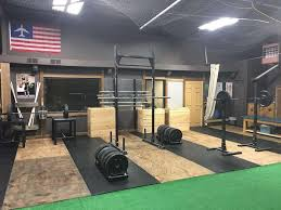 rev fitness center crossfit lock and