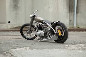 yamaha xs650 bobber by holiday customs return of the cafe racers