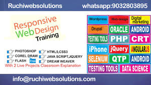 Web Designing Course Fees In Hyderabad Whatsapp 91 9032803895 Web Designing Training In Hyderabad