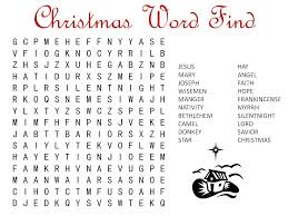 36 Printable Christmas Word Search Puzzles | Kitty Baby Love