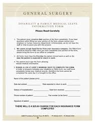 Top Samples Fmla Request Forms And Templates Free To Download In Pdf ...