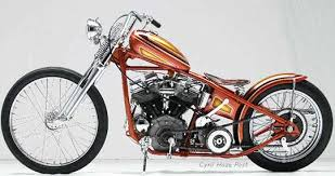 two professional build together a chopper it s a great one and