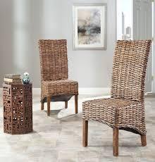 indoor wicker chairs.  Wicker Indoor Wicker Dining Chairs To R