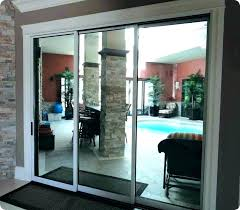 my sliding glass door with frenc replace