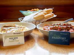 olive garden s never ending pasta passes have already sold out less than one second