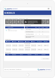 Softball League Schedule Maker Local Clubs Leagues Sports Connect