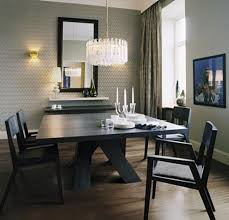 chair modern chandeliers dining room for chandelier crystal