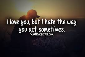Love Hate Quotes Custom Quotes About Love Hate Relationships On QuotesTopics