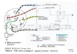 lotus europa tc wash wiper switch wiring diagram windshield wiper switch wiring diagram Wiper Switch Wiring Diagram #36