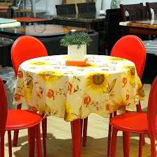 round outdoor tablecloths tablecloth with elastic rectangular umbrella hole