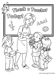 In Teacher Appreciation Coloring Pages Coloring Pages For Children