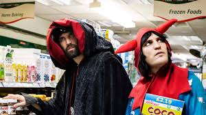 "Noel Fielding and Serge Pizzorno: ""The internet has backfired"" 