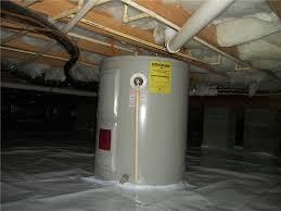 crawl space water heater. Modren Water CleanSpace Around Water Heater Intended Crawl Space E