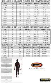 Bmw Rallye 3 Pants Size Chart Best Style Pants Man And Woman