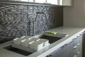 Modern Kitchen Image Of Modern Subway Tile Ideas Modern Related Post