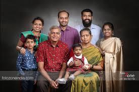 Family Portrait Photography Family Portrait Studios Chennai