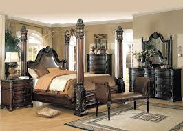Good Small Interior Tips And Innovative King Size Canopy Bedroom Sets King  Canopy Bed Ebay