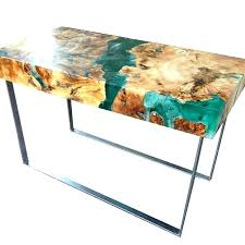 resin for table tops wood resin table resin coffee table and wood welded steel legs tables resin for table tops