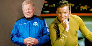 William Shatner Awed By His Trip To ...