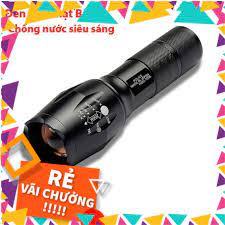đèn pin police