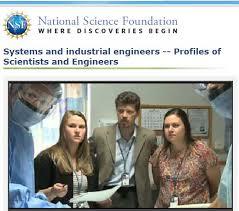 Industrial Engineer Science Engineering Career