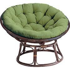 Amazon.com: Oversized Folding Moon Chair, Multiple Colors, Large, Round  (Khaki): Kitchen & Dining