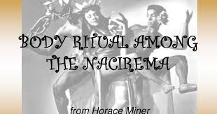 body ritual among the nacirema by horace miner kmla th wave body ritual among the nacirema by horace miner kmla 18th wave heeseung hwang