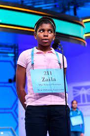 Zaila Avant-garde congratulated by ...