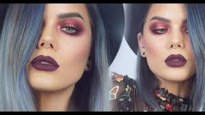 huda beauty rose gold palette linda hallberg makeup tutorials you