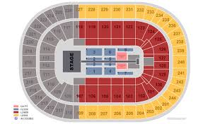 Times Union Seating Times Union Center Concert Seating Chart