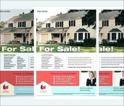 Real Estate Listing Sheet Template