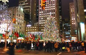 When Is Rockefeller Christmas Tree Lighting 2018 How To Get Around Midtown During Tomorrows Rockefeller