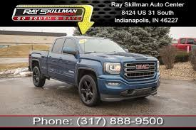 Pre-Owned 2017 GMC Sierra 1500 DBL CAB 2WD Truck in New Whiteland ...
